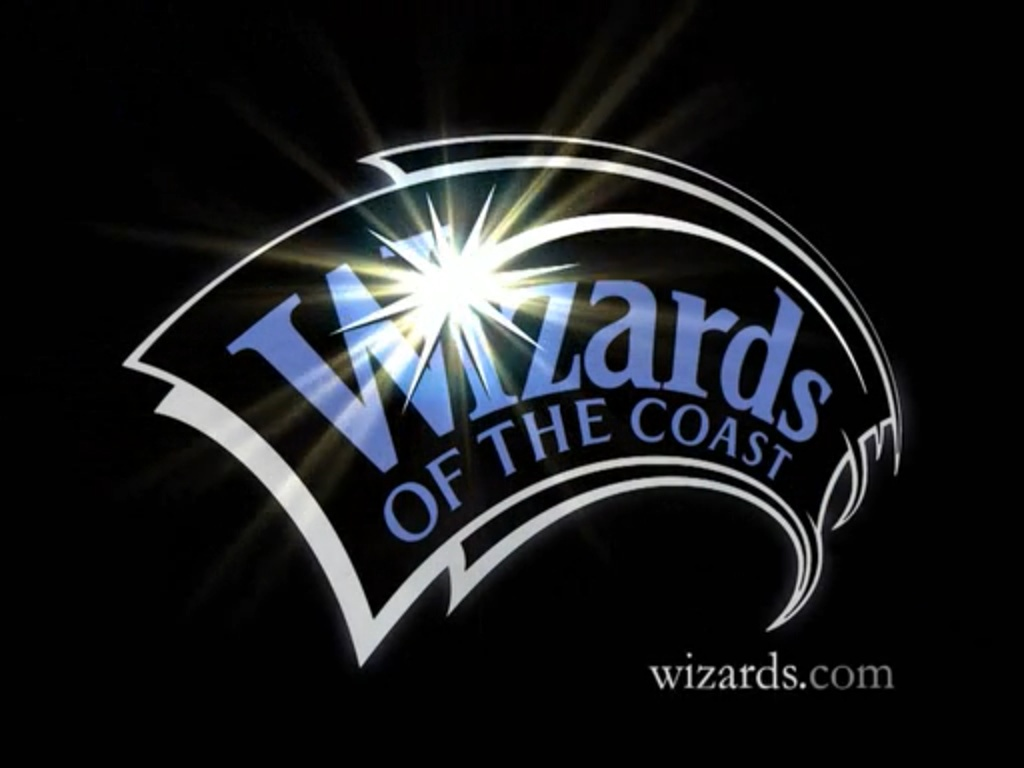 Magic 2013 Logo Wizards of The Coast Logo