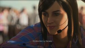 Forza Horizon introduces you to Alice Hart, CEO of Horizon