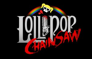 logo for Lollipop Chainsaw