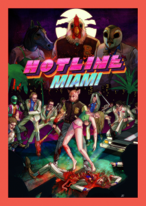 Cover of Hotline Miami